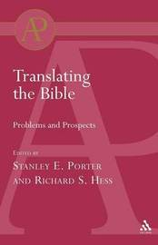 Translating the Bible image