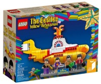 LEGO Ideas - Beatles Yellow Submarine (21306)
