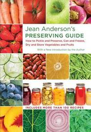 Jean Anderson's Preserving Guide by Jean Anderson