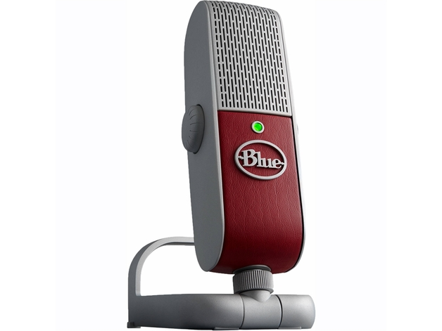 Blue Microphones Blue Raspberry USB Microphone for PC