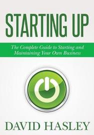 Starting Up by David Hasley image