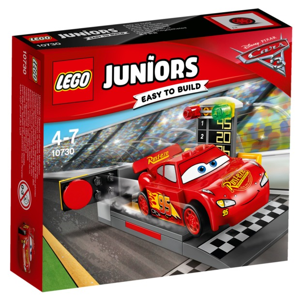 LEGO Juniors - Lightning McQueen Speed Launcher (10730)