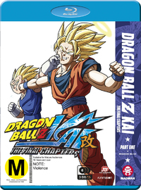 Dragon Ball Z Kai: The Final Chapters Part 1 (eps 1-23) on Blu-ray image