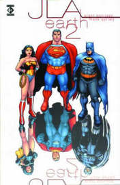 Justice League of America by Grant Morrison image