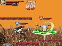Guilty Gear Dust Strikers for Nintendo DS image