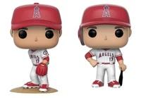 MLB: Shohei Ohtani (LA Angels) - Pop! Vinyl 2-Pack