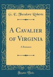 A Cavalier of Virginia by G. E. Theodore Roberts image
