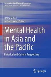 Mental Health in Asia and the Pacific image
