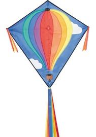 """HQ Kite: Eddy Hot Air Balloon - 27"""" Diamond Kite"""