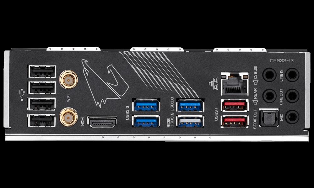 Gigabyte X570 Aorus Elite Wifi AMD Motherboard image
