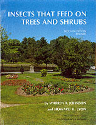 Insects that Feed on Trees and Shrubs by Warren T. Johnson image