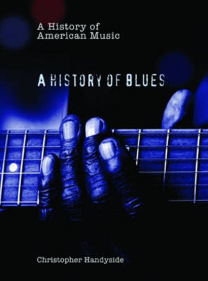 A History of Blues by Christopher Handyside image