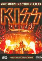 KISS - Konfidential And X-treme Close-Up on DVD