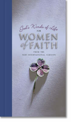 God's Words of Life for Women of Faith by Zondervan Publishing image