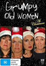 Grumpy Old Women at Christmas on DVD