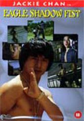 Eagle Shadow Fist on DVD