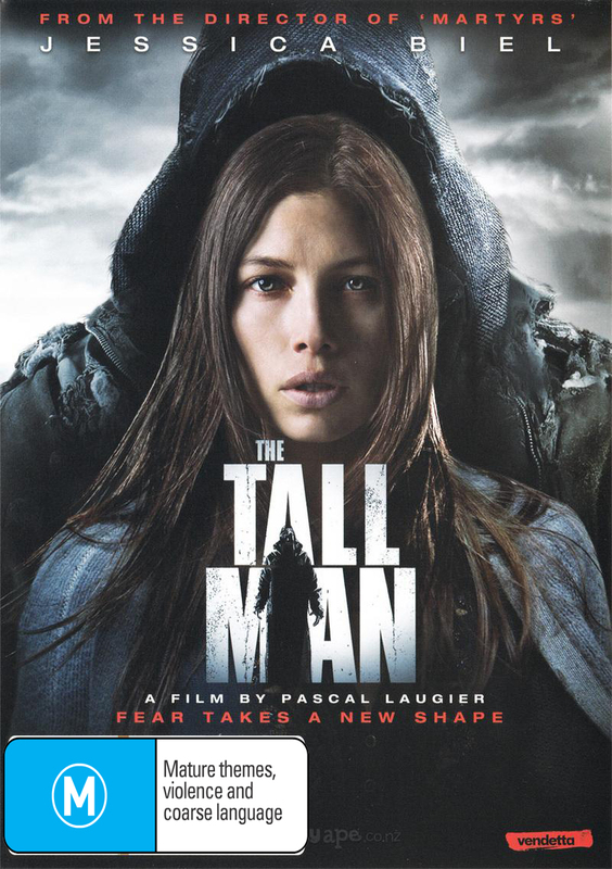 The Tall Man on DVD