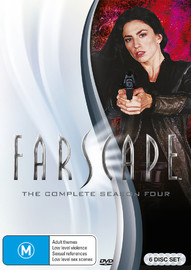 Farscape: Season Four on DVD