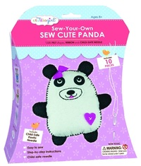 My Studio Girl: Cute Panda - Craft Kit