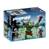 Playmobil: Giant Troll with Dwarf Fighters (6004)