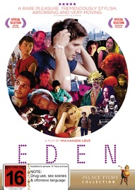 Eden on DVD