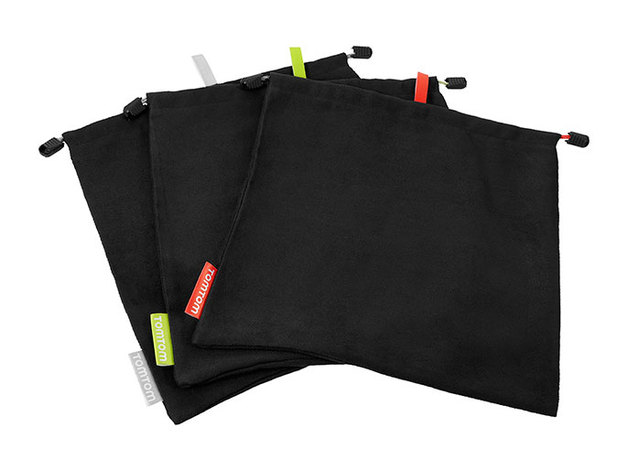 TomTom Microfiber Bags (3pk)