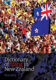 Dictionary of Slang in New Zealand by N. Kelly