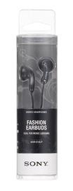 Sony: MDR-E9LP Earbud Headphones - Black image