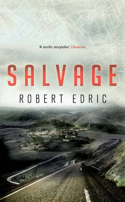 Salvage by Robert Edric
