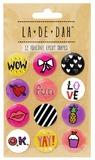 La De Dah: Epoxy Badges