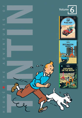 The Adventures of Tintin: v. 6 by Herge image