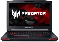 "Acer Predator G9-593-72DZ 15.6"" Gaming Laptop Intel Core i7-7700HQ 16GB GTX 1060 6GB"