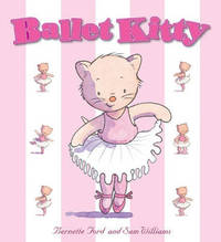 Ballet Kitty by Bernette Ford image