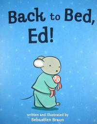 Back to Bed, Ed by Sebastien Braun image