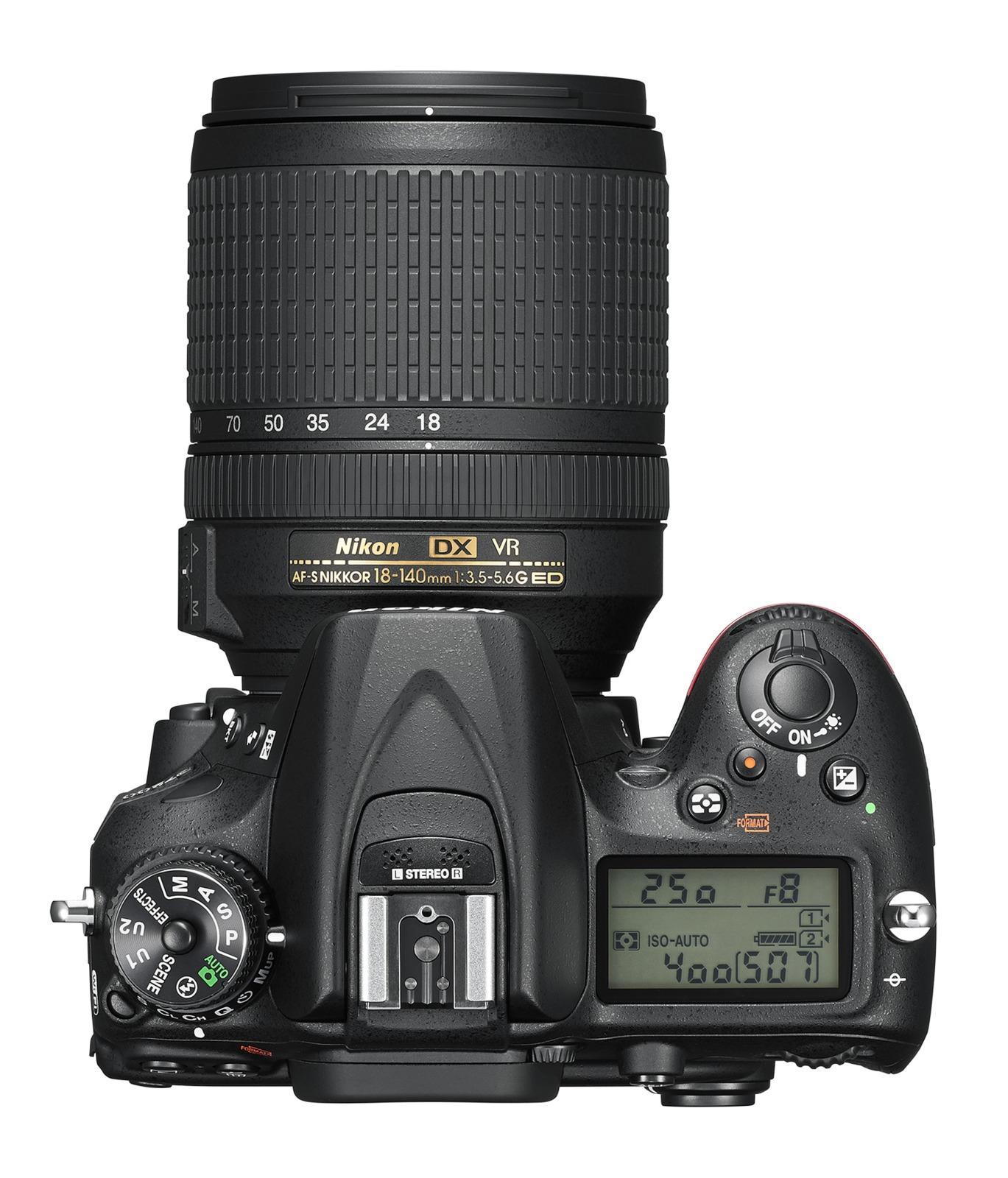 Nikon D7200 + 18-140MM Single Lens Kit image