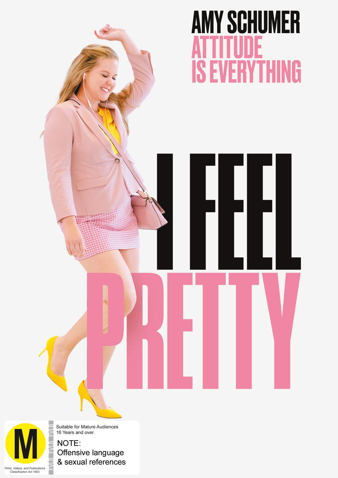 I Feel Pretty on DVD image