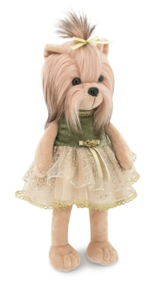 "Lucky Doggy: Lucky Yoyo (Luxury) - 17"" Plush Doll"