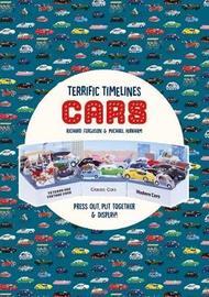 Terrific Timelines: Cars by Richard Ferguson