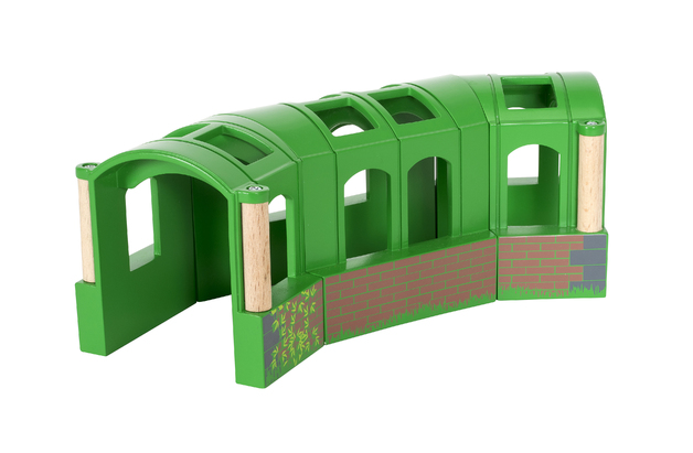 Brio: Railway - Flexible Tunnel Set