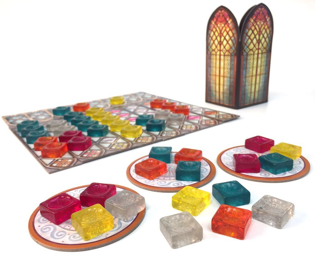 Azul: Stained Glass of Sintra - Board Game image