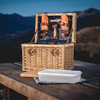 Napa Wine Lover's Picnic Basket - Adeline