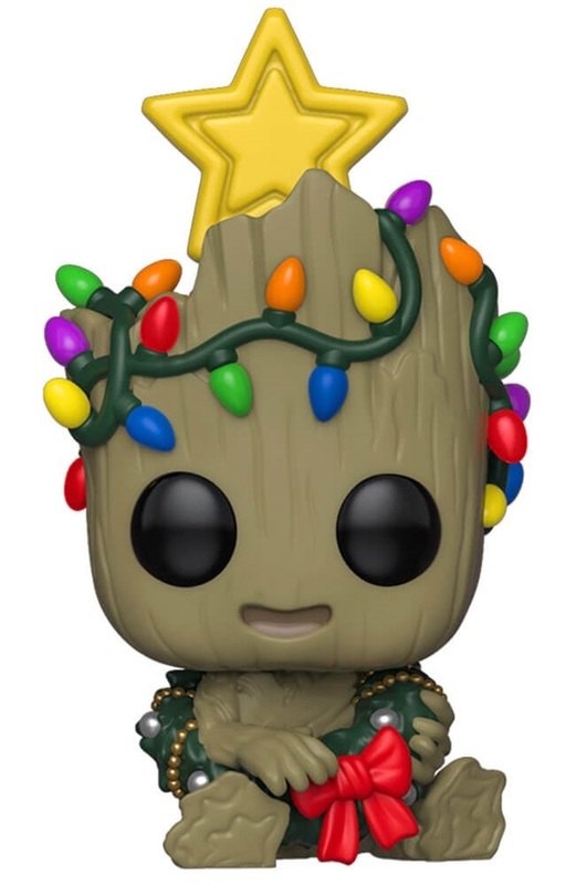Marvel: Holiday Groot - Pop! Vinyl Figure