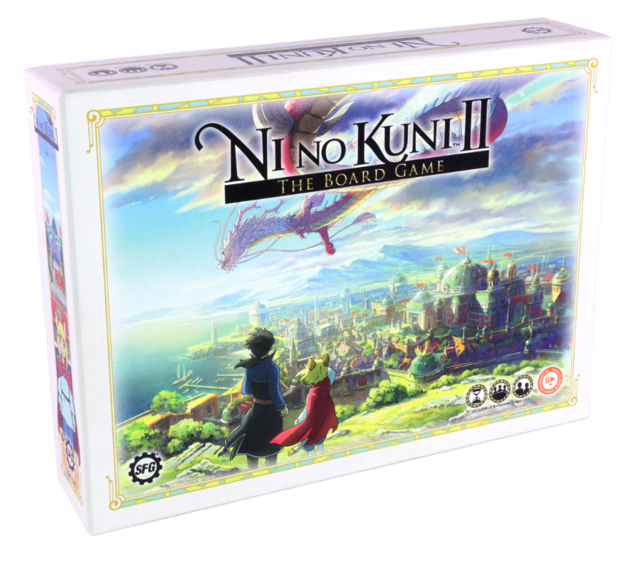 Ni No Kuni II - The Board Game