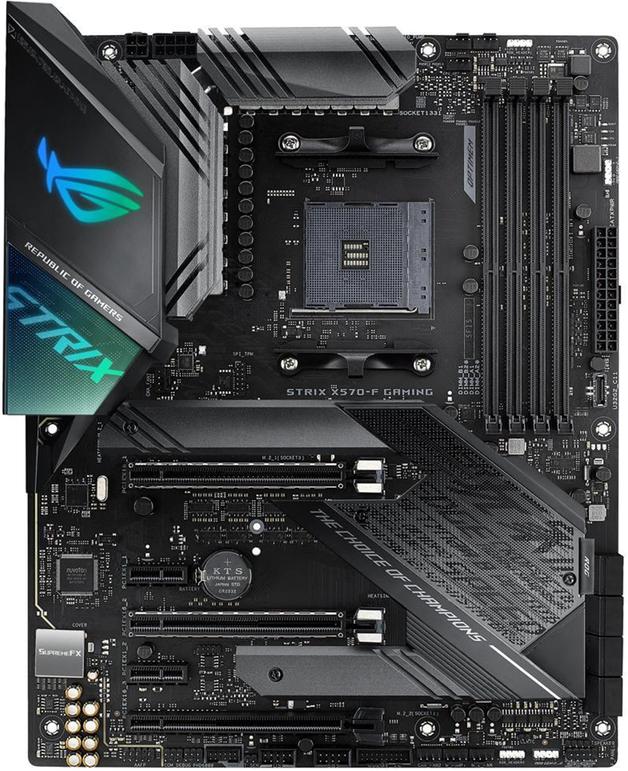 ASUS ROG Strix X570-F ATX Gaming Motherboard