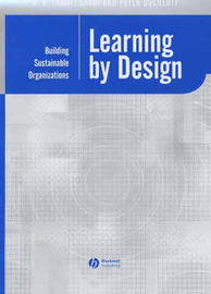 Learning by Design by A B (Rami) Shani image