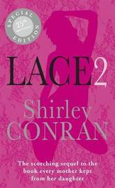 Lace 2 by Shirley Conran image
