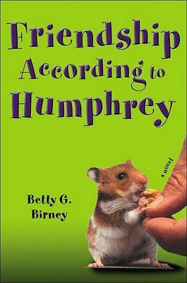 Friendship According to Humphr by Betty Birney image
