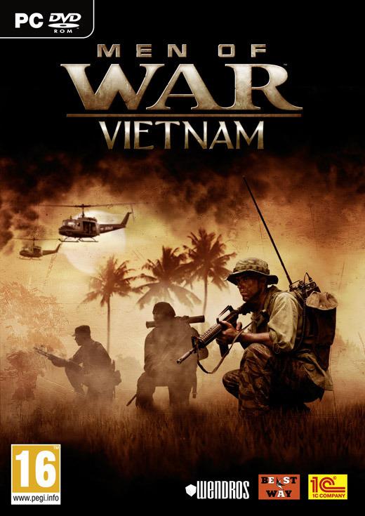 Men of War: Vietnam for PC Games