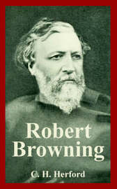 Robert Browning by C.H. Herford image