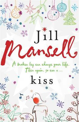 Kiss by Jill Mansell image